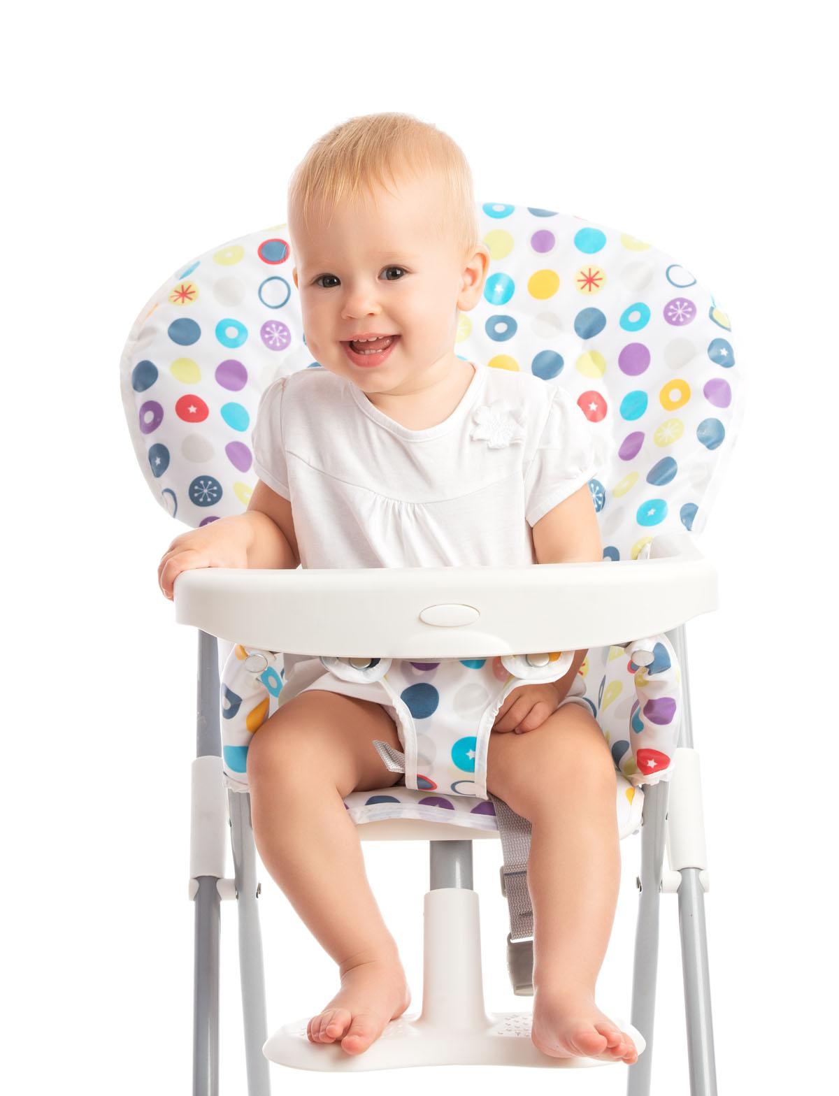 Krzesełko do karmienia – na co zwracać uwagę przy zakupie?