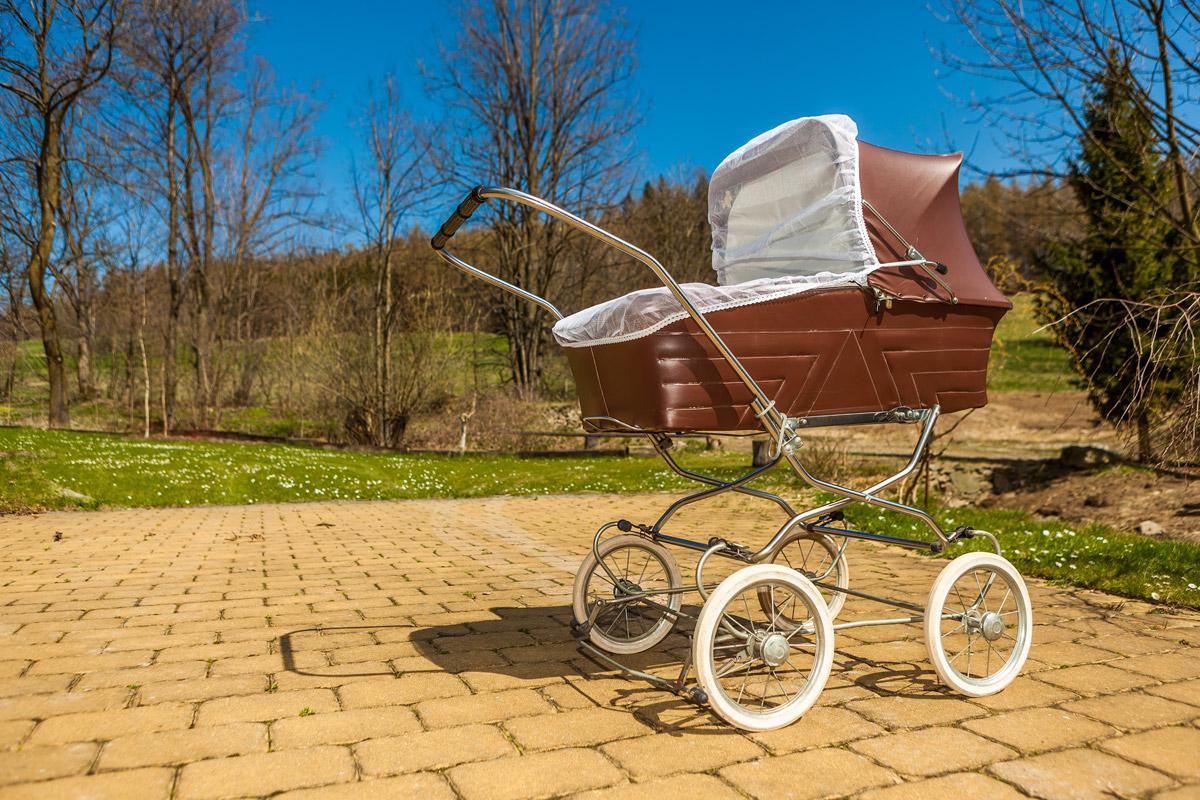 Moskitiera do wózka dziecięcego