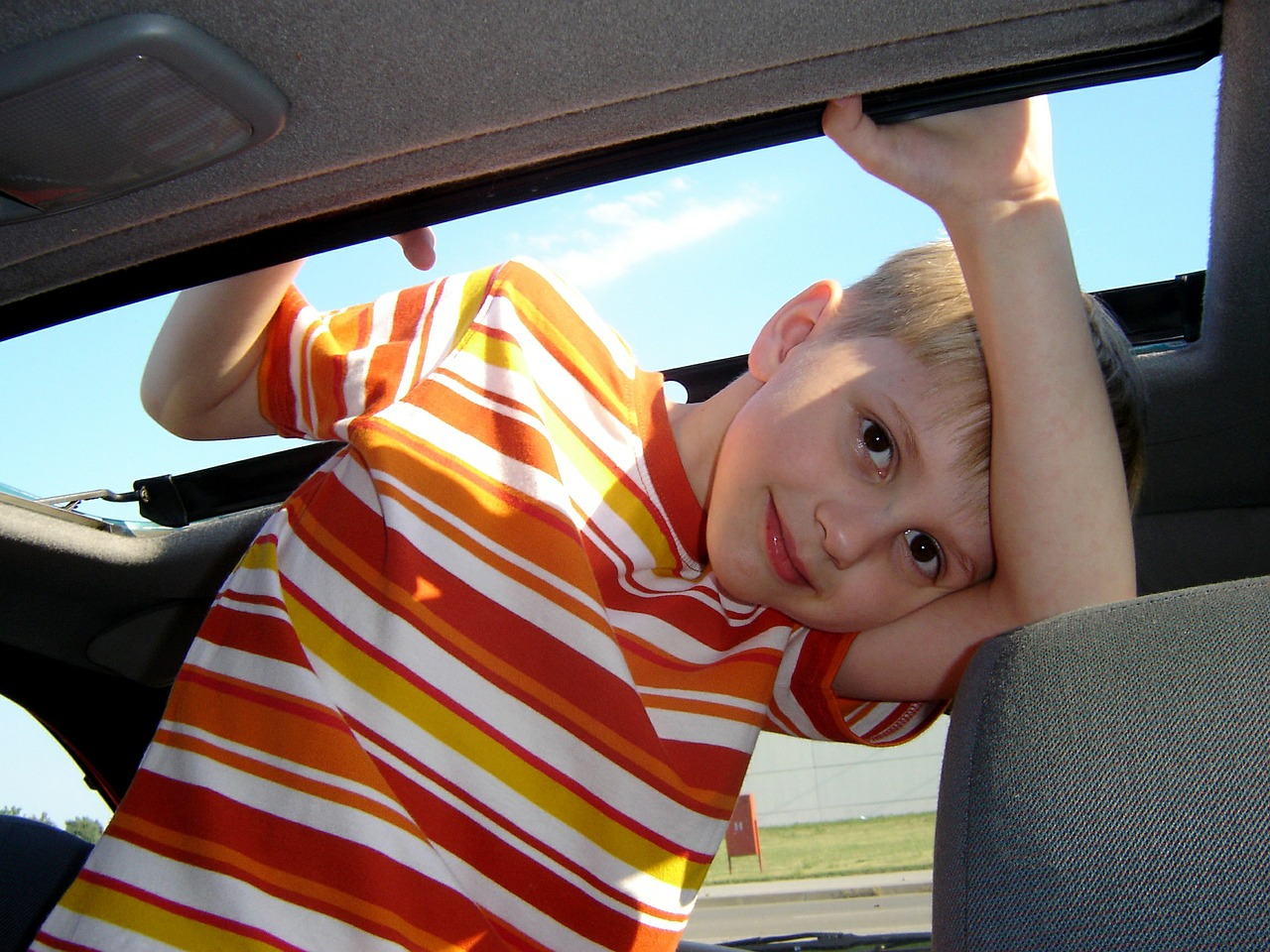 Jak umilić dziecku podróż