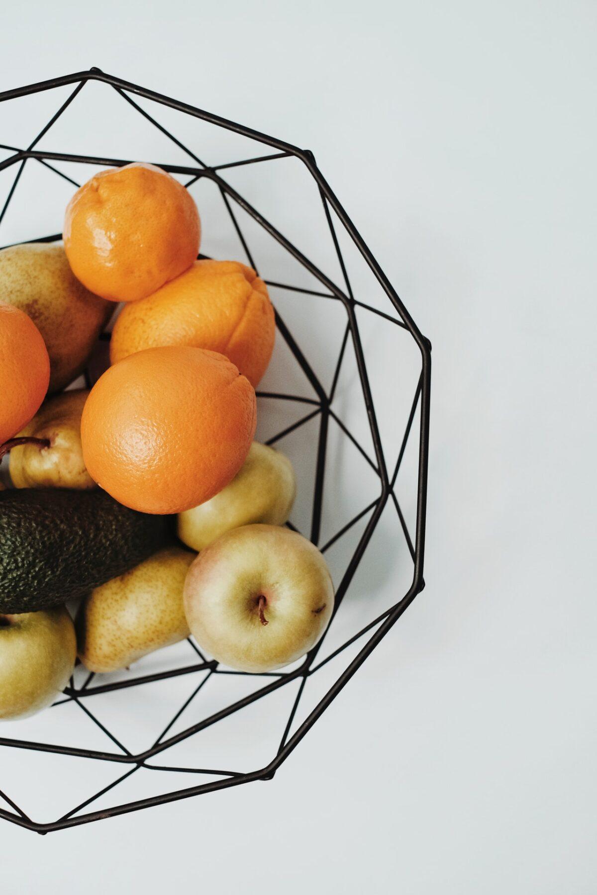 Odświeżające owoce na wiosnę